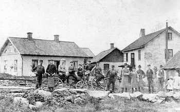 Vagnmakare - yrket som gjorde att hjulen rullande