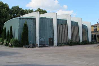 Huvudnässkolans aula