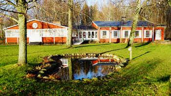 Sommargården Planteringen